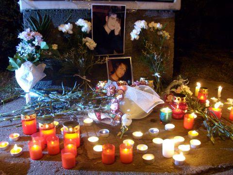 Comemorare in centrul Oradiei: un an de la moartea lui Norbert - VIDEO / FOTO