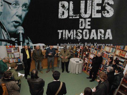 Cartea despre Kamocsa Bela a fost lansata si cu participarea de la distanta a lui AG Weinberger - FOTO