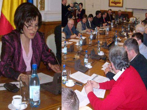 Sedinta (extraordinar de) ultrascurta a Consiliului Local Oradea