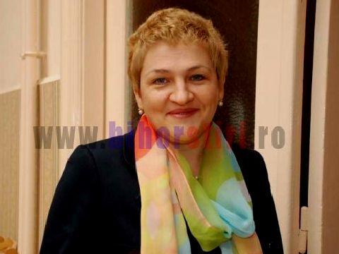 Bihoreanca Lucia Varga este presedinta liberalelor din Romania