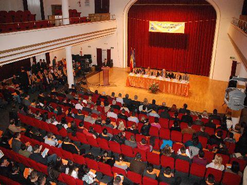 Tinerii din PDL Bihor si-au ales sefii cu gandul la recucerirea Primariei Oradea - FOTO