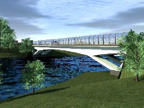 Macio: Un pod care nici nu mai e atat de departe - VIDEO