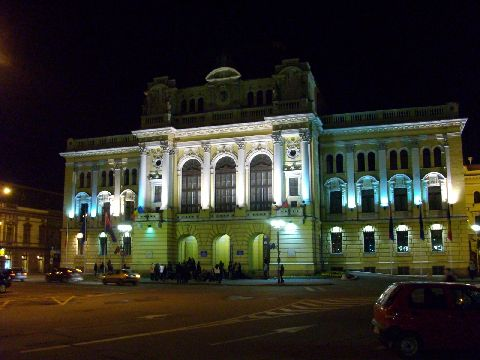 Blackout la Primaria Oradea si la Teatrul de Stat - VIDEO