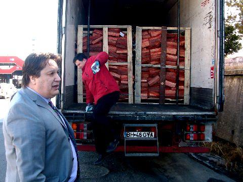 Scandal in Bors: patronul Frigo Conti acuza abuz din partea ITRSV - VIDEO/FOTO